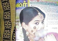 Raunchy Cum Tribute to Indian Actress Tamil Actress Priyamani